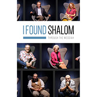 "Request Your Copy of a book titled ""I Found Shalom"""