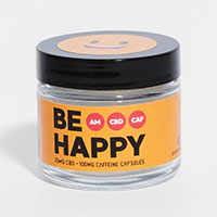 Request Your FREE Be Happy CBD Product Sample