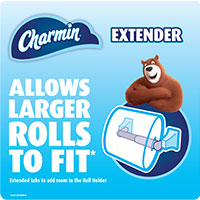 Request Your FREE Charmin Roll Extender