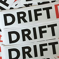 Request Your FREE DriftLinq Stickers