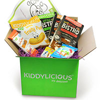 Request Your FREE Kiddylicious Snack Box