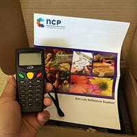 Request Your FREE Nielsen NPC handheld scanner
