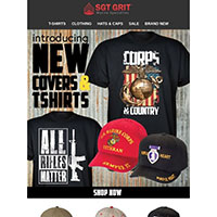 Request Your FREE Print Copy of SGT GRIT Catalog