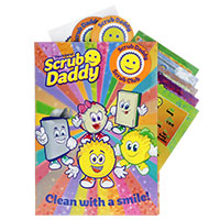 Request Your FREE Scrub Club Sticker Book