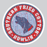 Request Your FREE Southern Fried Cotton Sticker