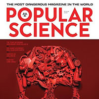 Request Your FREE Subscription To Popular Science Magazine