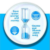 Request Your FREE Water Saving Freebies by Thames Water