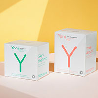 Request Your FREE Yoni tampons medium, pads and panty liners sample pack