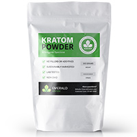 Request Your Free Free Emerald Kratom Powder Sample