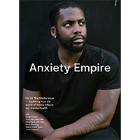 Request Your Free Hard Copy Of Anxiety Empire Magazine