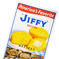 Request Your Free JIFFY Mix Recipe Book