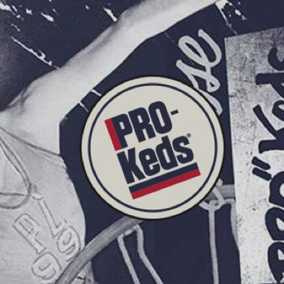 Request Your Free PRO-Keds Sticker