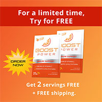 Request Your Free Sample of Boost Power