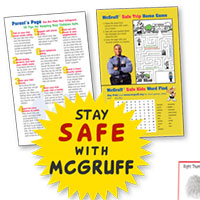 Request Your No-Cost McGruff Safe Kids ID Kit(s) Today