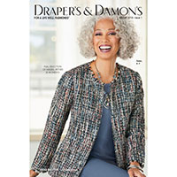 Request a Catalog by Draper's and Damon's