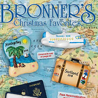 Request a Catalog from Bronner's Christmas Wonderland