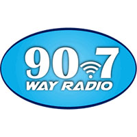 Request a FREE Bumper Sticker provided by Way Radio