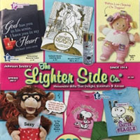 Request a FREE Catalog by The Lighter Side Co.