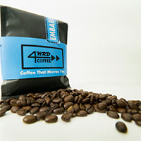 Request a FREE Coffee Sample by 4wrdcoffee