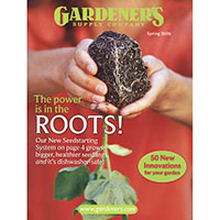 Request a FREE Copy of Gardeners Supply Company Catalog