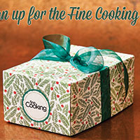 Request a FREE Fine Cooking Gift Box
