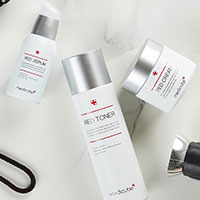 Request a FREE Red Toner by Medicube