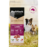 Request a FREE Sample of Black Hawk for your pet