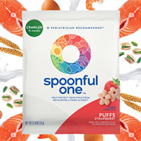 Request a FREE Samples of Spoonful One Food Allergy Protection Plan