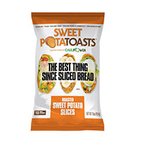 Request a FREE bag of Sweet PotaTOASTS