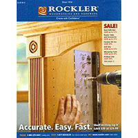 Request a Free Copy of Free Rockler Woodworking Catalog