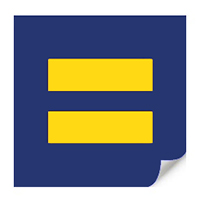 Request a Free HRC Equality Sticker