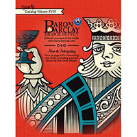 Request a Free Print Copy of Baron Barclay Catalog