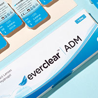 Request a Free everclear contact lens trial by Vision Direct