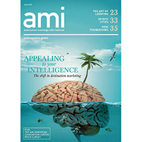 Request a Print copy of AMI Magazine for FREE