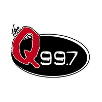 Request a Q 99.7 logo sticker for your car