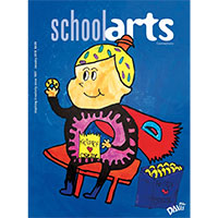 Request a Sample Issue of SchoolArts Magazine