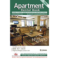 Request a free Apartment Rental Book