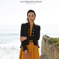 Request your FREE Anthropologie Catalog