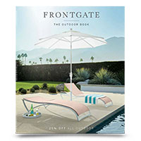 Request your FREE Catalogs by Frontgate
