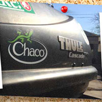 Request your FREE Chaco Stickers