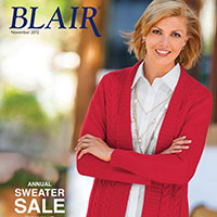 Request your FREE Copy of Blair Catalog