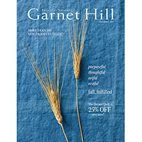 Request your FREE Garnet Hill Catalog