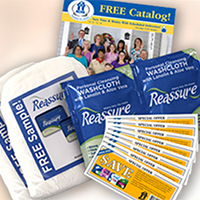 Request your FREE HDIS Incontinence Sample Pack
