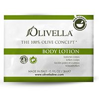 Request your FREE Olivella Body Lotion Sample