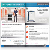 Request your FREE Print Copy of JAR Systems Catalog