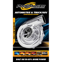 Request your FREE Print Copy of Procharger Catalog