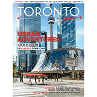 Request your FREE Toronto Magazine & Visitor Guide
