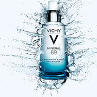 Request your FREE Vichy Mineral 89 Sample Giveaway