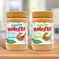 Request your FREE Wowbutter Sample