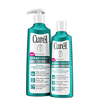 Request your FREE body lotion sample by Curél®